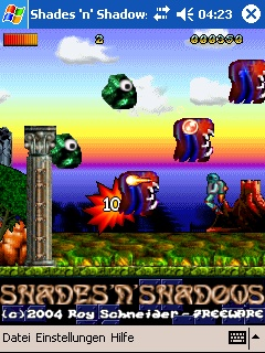 Shades'n'Shadows Screenshot